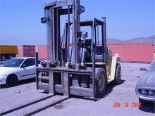 Used 1995 HYSTER H21