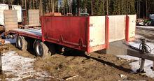 Övrigt Lastbilstrailer