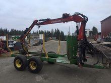 Patruuna Huggarvagn XYZ 10 ton