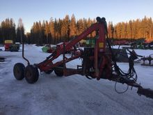 Mowi Huggarvagn 8 ton med Mowik