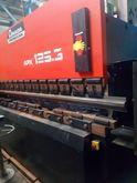 1995 Amada APX 125 X 3 Press Br