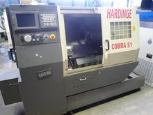 Hardinge Cobra 51 CNC Turning C