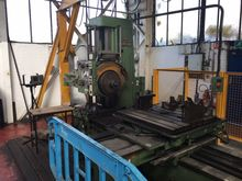 Union 80/2 Horizontal Boring Ma