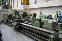 Broadbent Lathe Machine