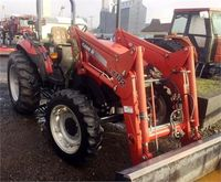 Used 2005 CASE IH JX