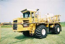 1981 RICKEL MFG BIG A 4500
