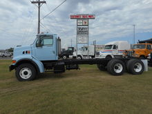 1997 FORD CAB/CHASIS LTS 9000