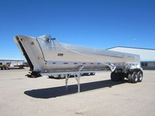 2014 TRAVIS Dump Trailers - End