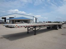 2007 CHAPARRAL Flatbed Trailers