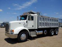 Used Dump trucks for sale  Caterpillar, Volvo & Peterbilt