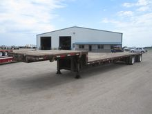 2002 FONTAINE Drop Deck Trailer