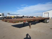 1973 NABORS Flatbed Trailers