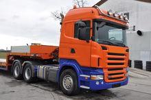 Used Scania R500LA 6