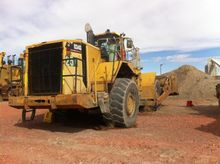 2001 Caterpillar 834G Wheel bul