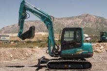 2016 Sunward SWE80B Track excav