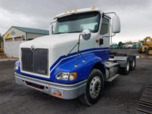 2008 International 9200I Tracto