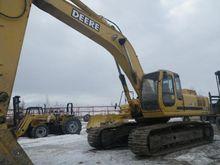 2000 Deere 330 LC Track excavat