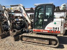 Used Bobcat 341 Mini