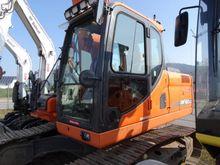 2011 Doosan DX180-LC Track exca