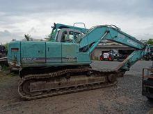 2000 Kobelco SK210LC-6 Track ex