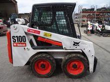 2015 Bobcat S100 Skid Steer Loa