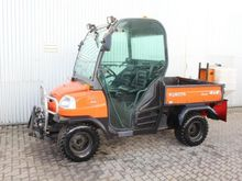 Used 2011 Kubota 900