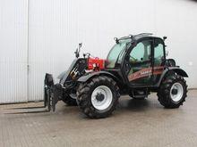 2015 Case IH Farmlift 635
