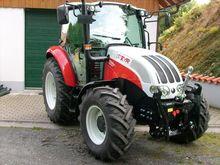 2015 Steyr Kompakt 4065 S