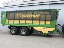 Used 2014 Krone ZX 4
