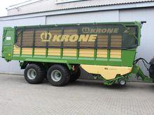 2014 Krone ZX 470 GL