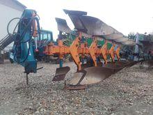 1987 Bonnel CHARRUE Plough