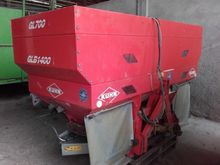 2004 Kuhn MDS 1142 Fertiliser s