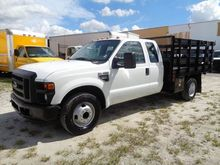 2008 Ford F-350 XL DRW Extended