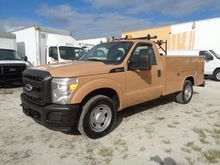 2011 Ford F-350 Regular Cab Ser