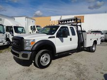 2012 Ford F-450 XL Extended Cab