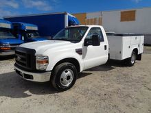 2008 Ford F-350 XL DRW Regular