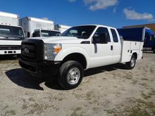 2011 Ford F-250 XL 4X4 Extended