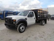 2008 Ford F-450 XL Regular Cab