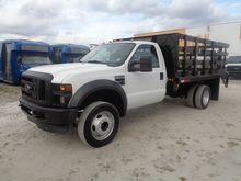 2008 Ford F-450 Regular Cab FLA