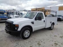 2008 Ford F-250 XL Regular Cab