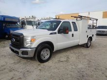 2011 Ford F-250 XL Extended Cab