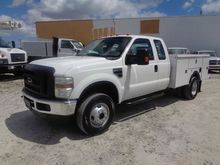2010 Ford F-350 XL Extended Cab