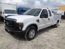 2009 Ford F-250 XL Extended Cab