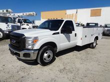 2015 Ford F-350 XL Regular Cab
