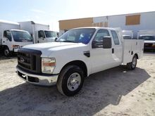 2008 Ford F-250 XL Extended Cab