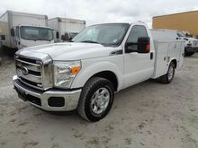 2013 Ford F-250 XLT Regular Cab