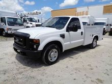 2008 Ford F-250 Regular Cab Kna