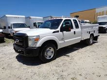2011 Ford F-350 XL Extended Cab