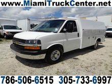 2012 Chevrolet Express Cargo SR