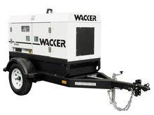 2008 Wacker G25 Generator, 25kv